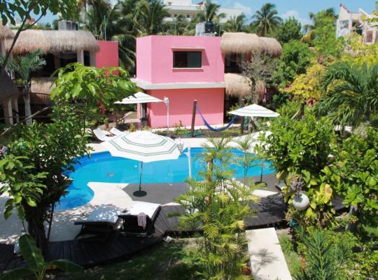 호텔 사진: Cabanas Maria Del Mar