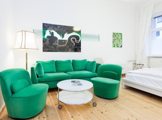Hotel photos: Apartment Berlin Zentrum