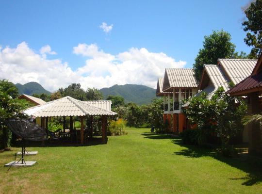 Хотел снимки: Baan Aomsin Resort