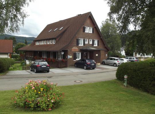 ホテルの写真: Pension Bergseeblick