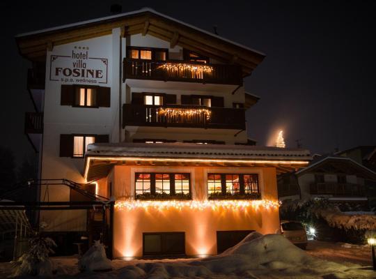Hotelfotos: Hotel Villa Fosine
