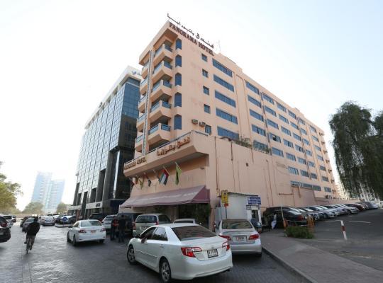 Képek: Panorama Hotel Bur Dubai