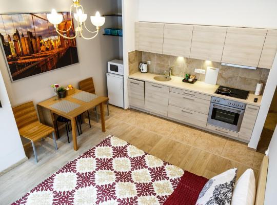 Viesnīcas bildes: Hazel Apartment