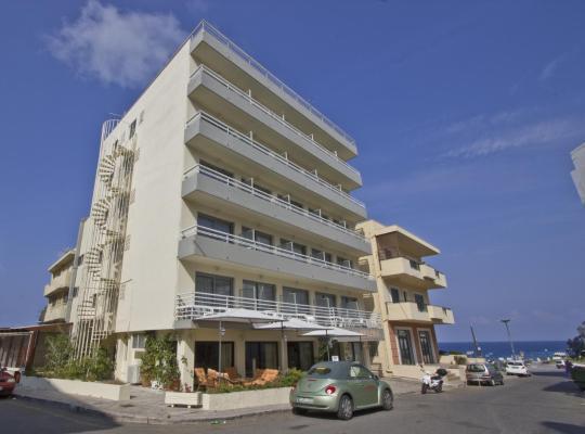 Viesnīcas bildes: Nafsika Hotel