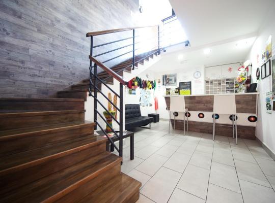 Hotellet fotos: Funk Lounge Hostel