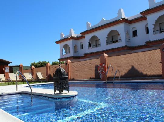 酒店照片: Hostal Alhambra