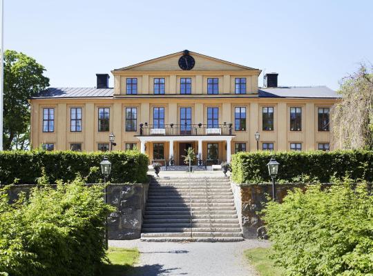 Fotografii: Krusenberg Herrgård