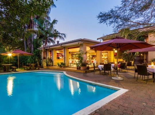 Viesnīcas bildes: Hotel Numbi & Garden Suites