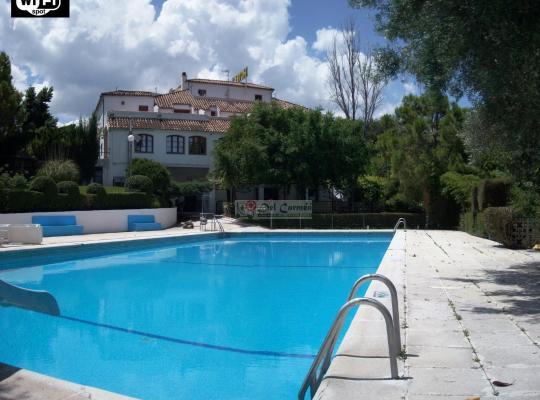 Φωτογραφίες του ξενοδοχείου: Hotel del Carmen