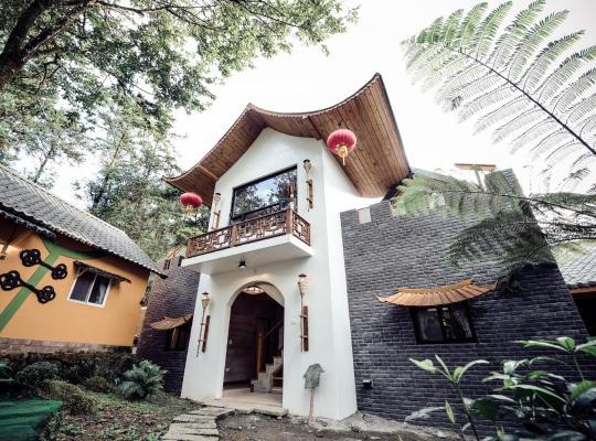 Φωτογραφίες του ξενοδοχείου: Tingtau Villa