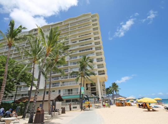 Fotos do Hotel: Castle Waikiki Shore Beachfront Condominiums