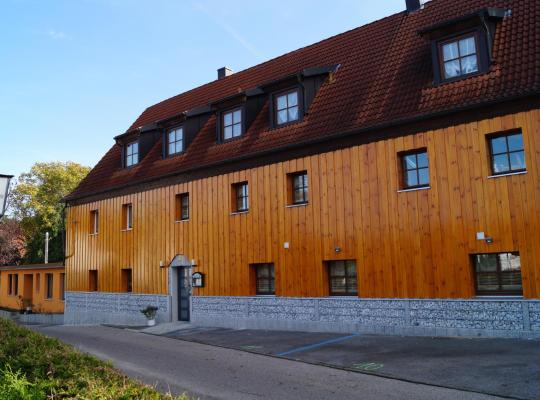 Zdjęcia obiektu: Gelber Löwe B&B Nichtraucherhotel