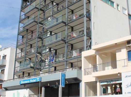 รูปภาพจากโรงแรม: Eleonora Hotel Apartments
