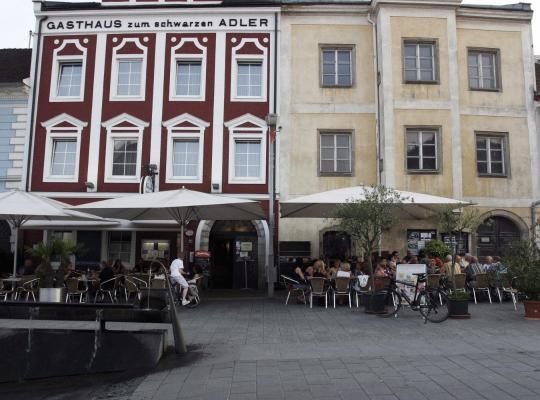 Хотел снимки: Hotel Vinothek Schwarzer Adler