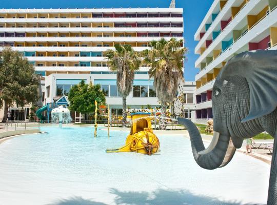 酒店照片: Esperides Beach Family Resort