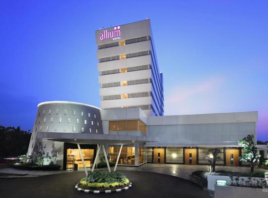 Viesnīcas bildes: Allium Tangerang Hotel