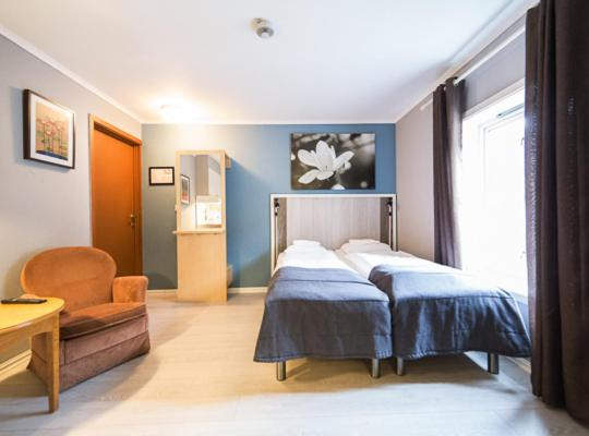 Hotellet fotos: Pensjonat Jarlen