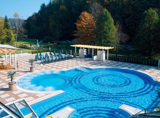 Képek: Hotel Smarjeta - Terme Krka