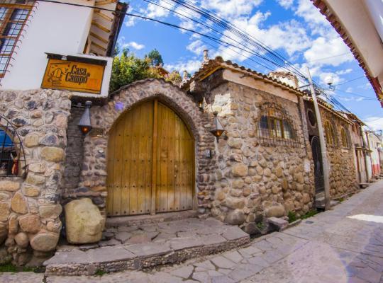 Hotellet fotos: Hotel Casa De Campo - Cusco