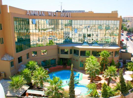 Otel fotoğrafları: Amman West Hotel