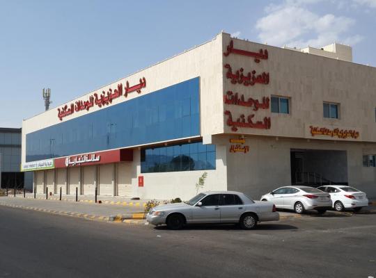 תמונות מלון: Al Aziziyah Hotel Suites