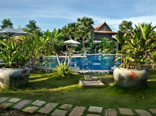 Фотографії готелю: Battambang Resort