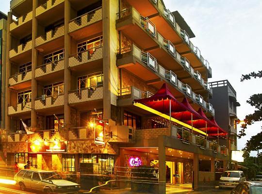Хотел снимки: Omega Regency Colombo