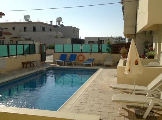 รูปภาพจากโรงแรม: Savva Complex