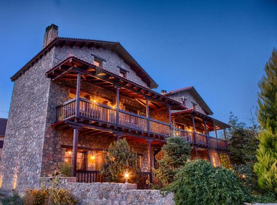 Otel fotoğrafları: Pera Alonia Guest House