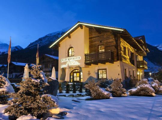 Foto dell'hotel: Chalet Mattias
