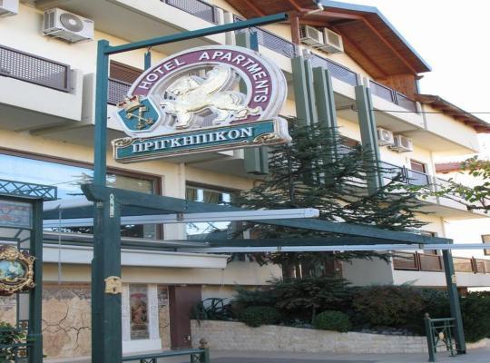 酒店照片: Hotel Prigipikon