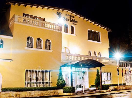 Хотел снимки: Hotel San Isidro Inn