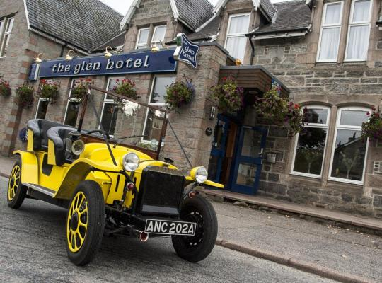 Фотографии гостиницы: The Glen Hotel Newtonmore