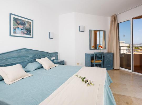 Фотографії готелю: Aparthotel Dunes Platja