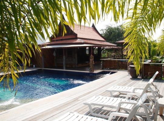 ホテルの写真: Inrawadee Resort