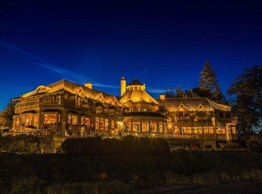 รูปภาพจากโรงแรม: Painter's Lodge
