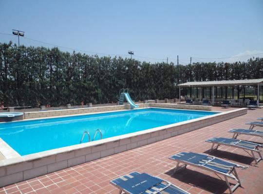 ホテルの写真: B&B Sportfoggia