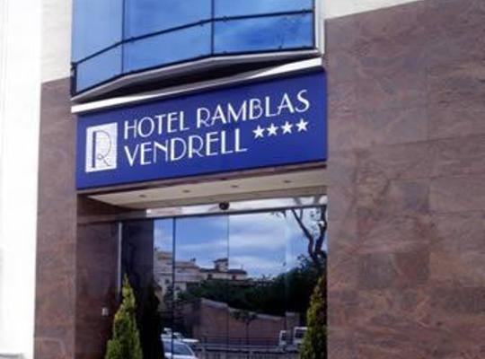 Хотел снимки: Ramblas Vendrell