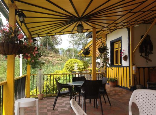 Hotel bilder: Finca Cardonales
