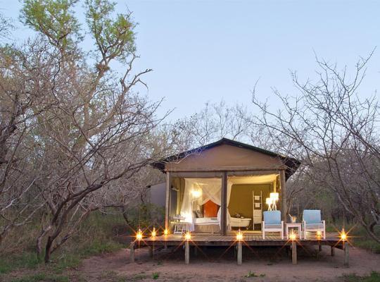 Viesnīcas bildes: Ngama Tented Safari Lodge