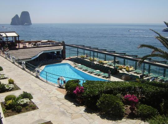 Otel fotoğrafları: Diva La Canzone Del Mare