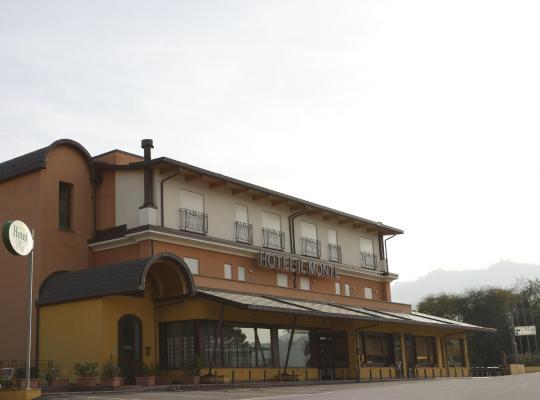 Hotel bilder: Hotel Il Monte