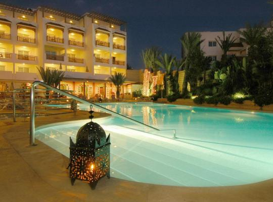 Képek: Hotel Timoulay and Spa Agadir