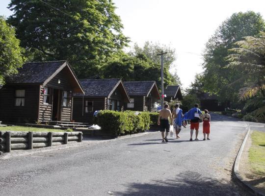 Photos de l'hôtel: Rotorua Thermal Holiday Park