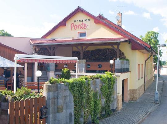 Фотографии гостиницы: Penzion Ponte