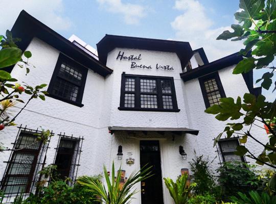 Хотел снимки: Hostal Buena Vista Lima