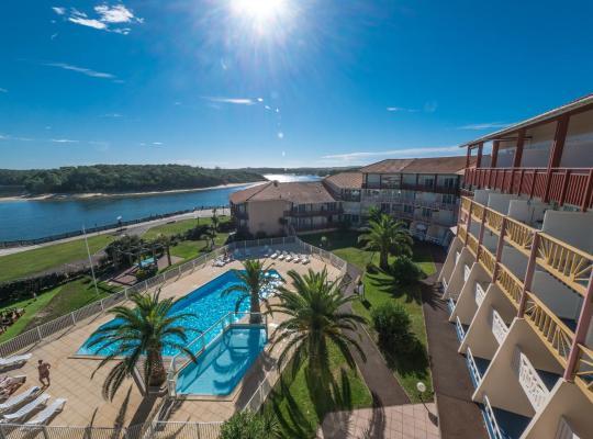 Фотографии гостиницы: Résidence Mer & Golf Le Boucanier Port d'Albret