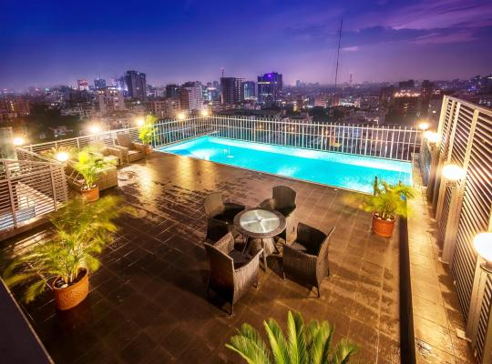 ホテルの写真: Long Beach Suites Dhaka