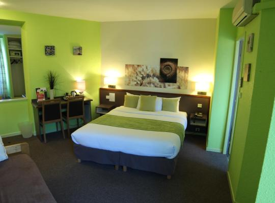 Hotel bilder: The Originals City, Hôtel Gambetta, Grenoble (Inter-Hotel)