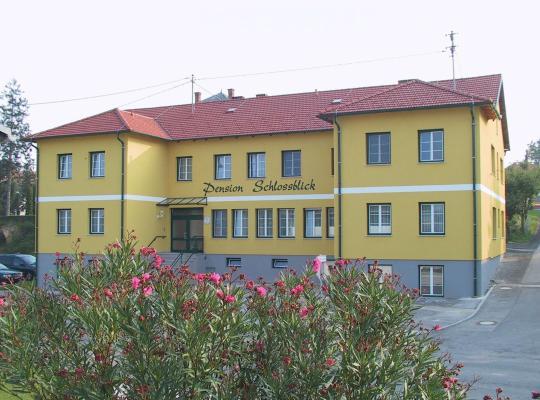 Viesnīcas bildes: Pension Schlossblick